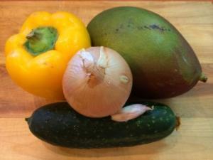 gazpacho mango1