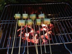brochetas calabacin queso2